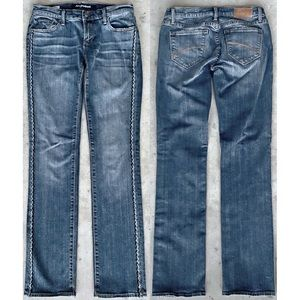 NEW FREE PEOPLE AUDREY DRIFTWOOD JEANS.  SIZE 26